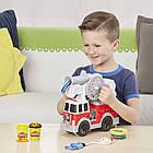 Набор для творчества Плей-До Пожарная Машина (E6103) Play-Doh FIRE Truck, фото 5