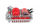 Набор игрушечной посуды с сушилкой Ириска 5,  Орион  103, фото 2