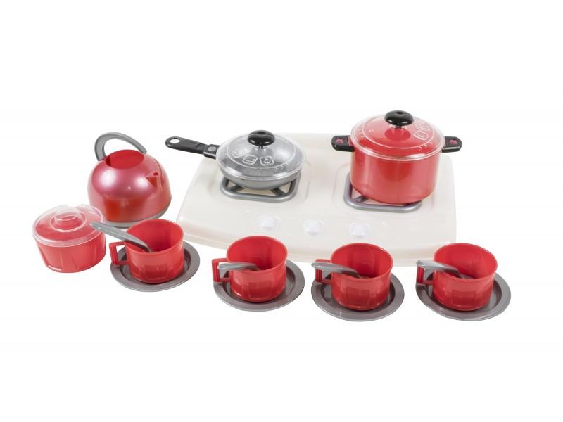Набор игрушечной посуды Ириска 2,  Орион  073