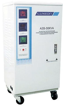 Трёхфазный регулятор напряжения A3S-30KVA