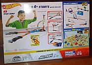 Трек Hot Wheels Випробування і трюки System Builder Stunt Kit ОРИГІНАЛ!, фото 5