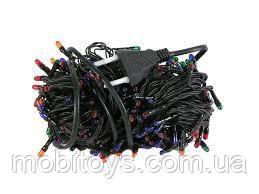 Гирлянда №NC128-500-Б / проз.шнур / 8 функций / 500LED ламп / 35м / ризн.кол. 7334