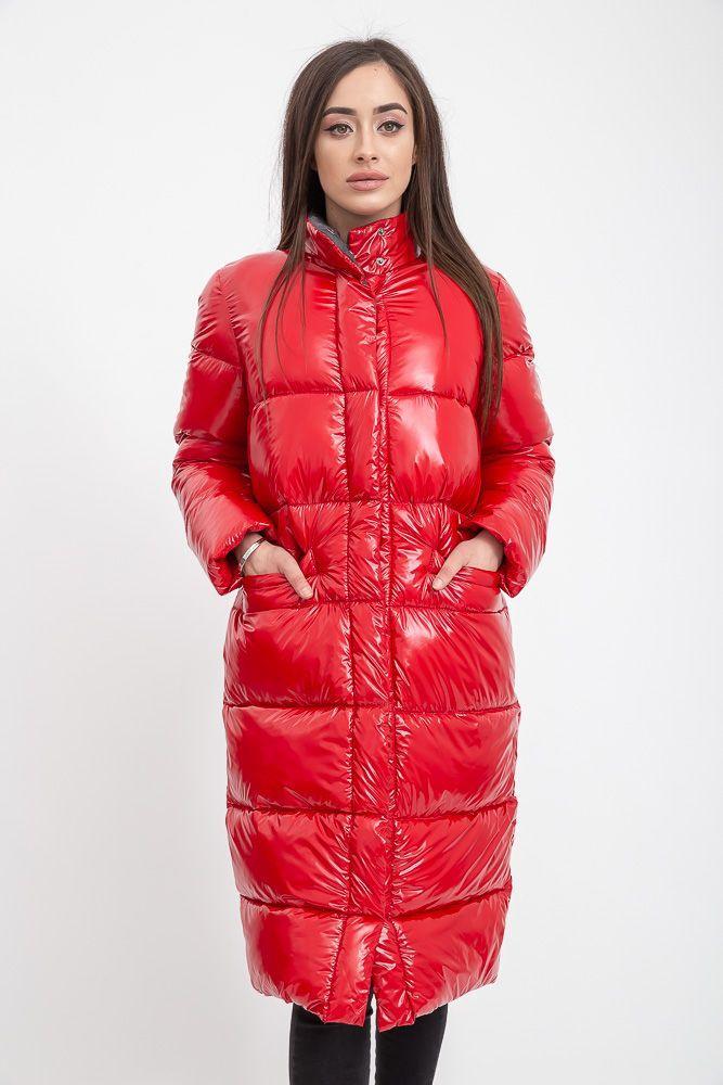 Куртка женская 132R001S цвет Красный