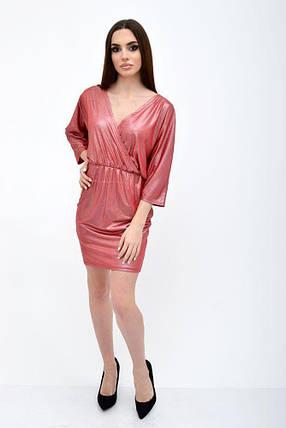 Платье женское 115R359A цвет Красный, фото 2