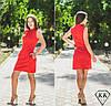 Красное платье 15519