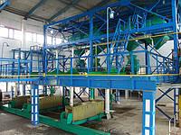 Линия эструзионной переработки сои BRONTOil-1000