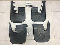 Комплект брызговиков под Оригинал (4 шт) Volkswagen T4 Transporter