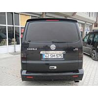 Задняя цельная накладка Gecme-model (под покраску) Volkswagen T5 Transporter 2003-2010 гг.