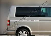 Молдинг сдвижной двери (короткая база) Volkswagen T6 2015↗ гг.