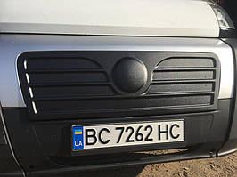 Зимняя решетка (2006-2014) Fiat Ducato 2006↗ и 2014↗ гг.