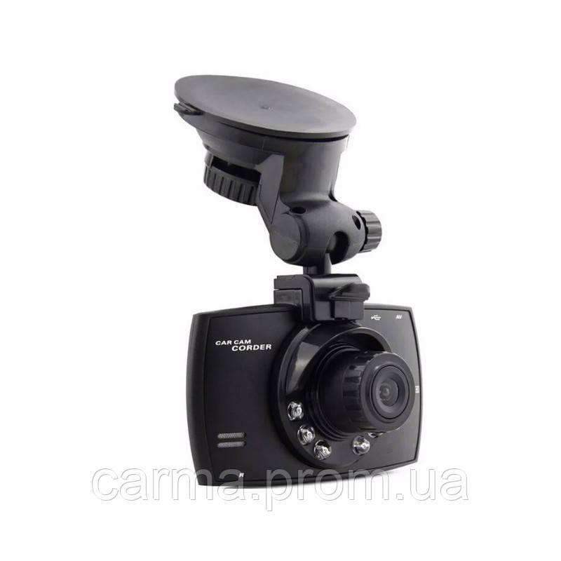 Автомобильный видеорегистратор DVR 129 Full HD 1080P Черный