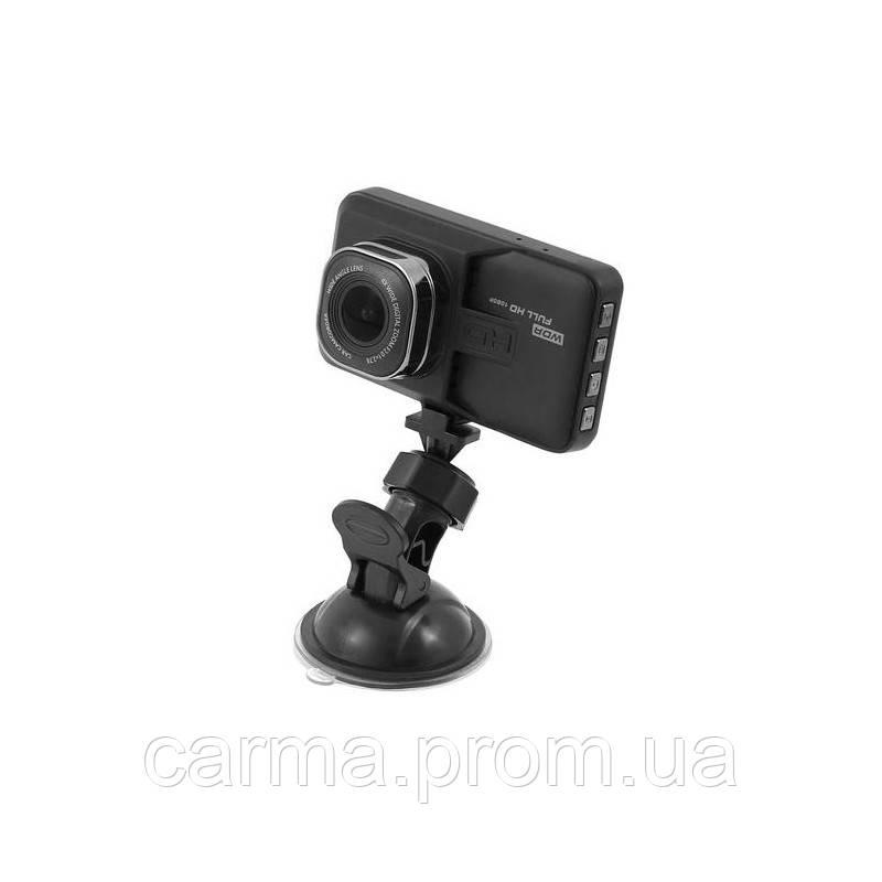Автомобильный видеорегистратор DVR 138A Черный