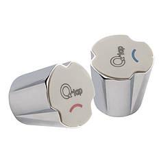 """Кран-букса Q-tap Mix CRM 1/2"""" с ручкой"""