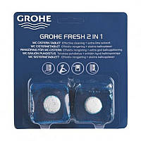 Освежающие таблетки для унитаза Grohe Fresh 38882000
