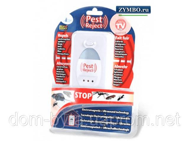 Пест Риджект Pest Reject отпугиватель тараканов, жуков, мышей, крыс