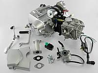 Двигатель Дельта/Альфа 70 см3 механика +карбюратор+коммутатор+катушка