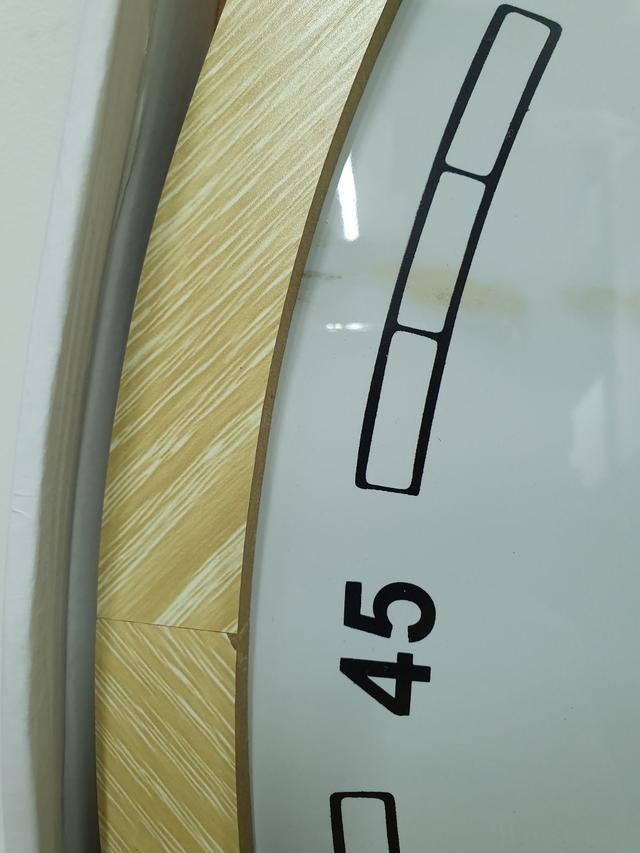 Интерьерные настенные часы (фото)