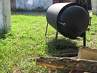 Печь буржуйка водяная ВД 200, фото 1