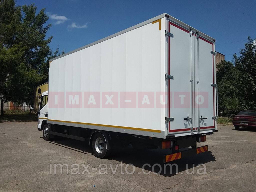 Изготовление и установка промтоварных фургонов