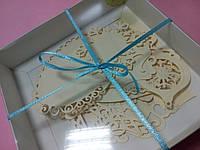 Набор высечек из картона 20 шт (Кремовый)