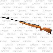 Пневматическая винтовка ARTEMIS GR1600 W с газовой пружиной