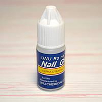 Клей для ногтей, страз, типсов Nail Glue 3g, фото 1