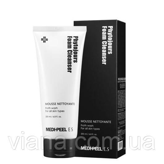 Очищающая пенка для проблемной кожи  Medi-Peel Phytojours Foam Cleanser 200 мл
