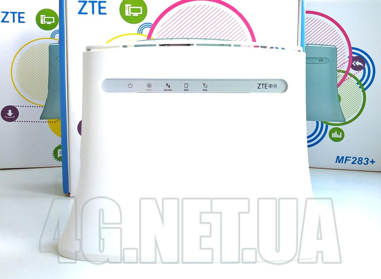4G/3G WI-FI роутер ZTE 283+ с двумя выходами под антенну мимо для симкарты Киевстар, Vodafone, Lifecell