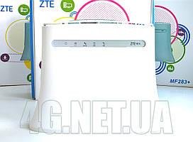 4G WIFI роутер ZTE 283+ с двумя выходами под антенну мимо для симкарты Киевстар, Vodafone, Lifecell