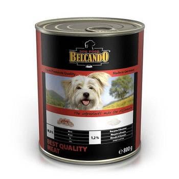Консерва BELCANDO для собак отборное мясо с овощами, 0,8 кг