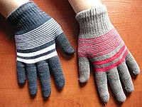 Подростковые перчатки. Девочка., фото 1