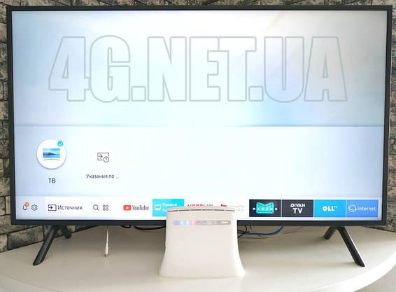 4G/3G WI-FI роутер ZTE 283+ с двумя выходами под антенну мимо для симкарты Киевстар, Vodafone, Lifecell, фото 3