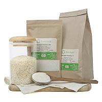 Мука нешлифованного бурого риса 0,5кг.  без ГМО