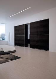 Розсувні системи для меблів