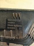 Решетка заглушка бампера передняя левая  Seat IBIZA Cordoba 6l0853677, фото 2