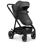 Дитяча универскальная коляска-трансформер ME 1069 ALLIANCE Denim Dark Gray Гарантія якості, фото 3