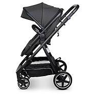 Дитяча универскальная коляска-трансформер ME 1069 ALLIANCE Denim Dark Gray Гарантія якості, фото 6
