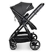 Дитяча универскальная коляска-трансформер ME 1069 ALLIANCE Denim Dark Gray Гарантія якості, фото 7