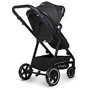 Дитяча универскальная коляска-трансформер ME 1069 ALLIANCE Denim Dark Gray Гарантія якості, фото 9