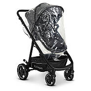 Дитяча универскальная коляска-трансформер ME 1069 ALLIANCE Denim Dark Gray Гарантія якості, фото 5