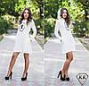 Белое платье 15872