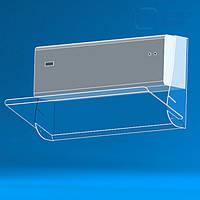 Экран-отражатель для кондиционера без сверления стены, фото 1