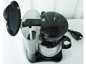 Капельная кофеварка Crownberg CB-1561, фото 3