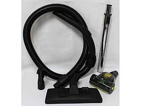 Колбовый пылесос с турбощеткой Crownberg CB-0110 2400W, фото 2