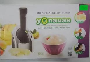 Мороженица Yonanas Healthy Dessert Maker | Сорбетница, фото 2