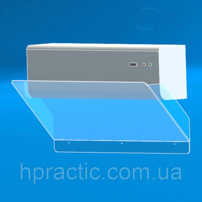 Экран-рассеиватель для кондиционера настенный