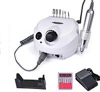 Фрезер / Аппарат для маникюра и педикюра Nail Drill ZS-601, 45W 35 000 об/мин
