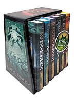 Коти-вояки. Комплект 6 книг. Цикл 2. Нове пророцтво