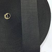 Лента ременная 100% Полиамид 50мм цв серый (боб 50м) р 2985 Укр-б