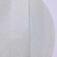 Лента ременная 100% Полиамид 40мм цв белый (боб 50м) р 2983 Укр-б